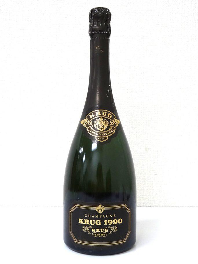 KRUG クリュッグ ヴィンテージ 1990年 750ml