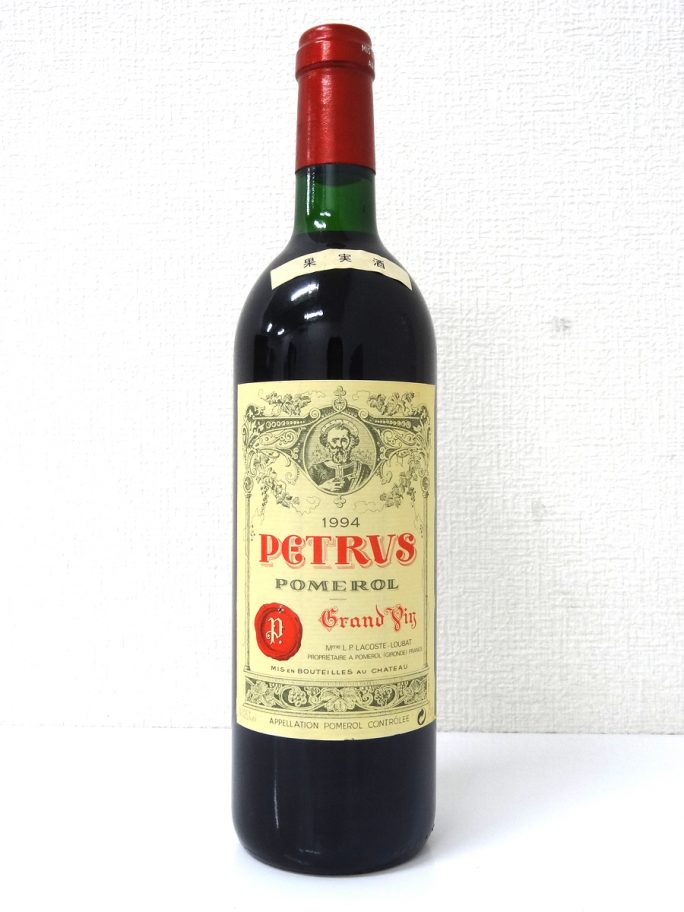 Ch.PETRUS シャトー ペトリュス 1994年 750ml