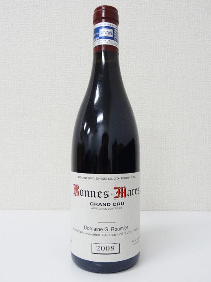 ボンヌ マール Bonnes Mares 2008 ジョルジュ ルーミエ G. Roumier