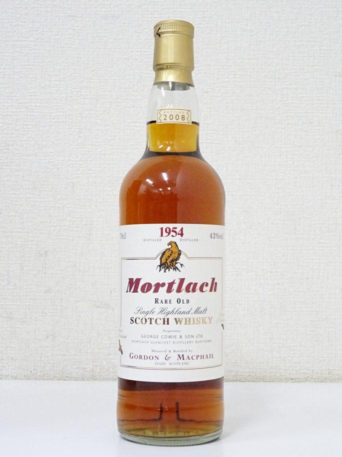 G&M Mortlach モートラック 1954 43%