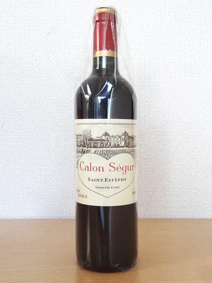 シャトー カロンセギュール Ch.Calon Segur 2004年 750ml