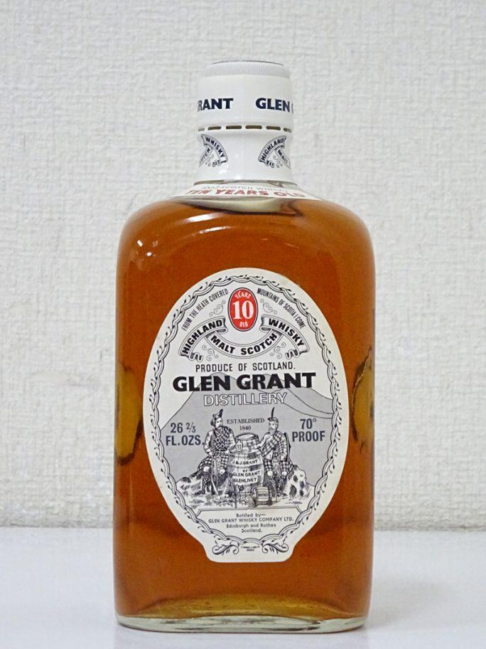 GLEN GRANT グレングラント 10年 旧ボトル