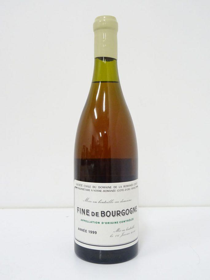 DRC FINE DE BOURGOGNE 1999 フィーヌ・ド・ブルゴーニュ 700ml