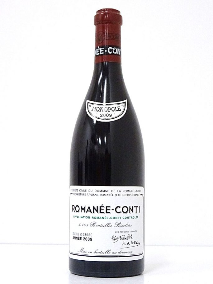 DRC ロマネコンティ  ROMANE-CONTI 2009 750ml