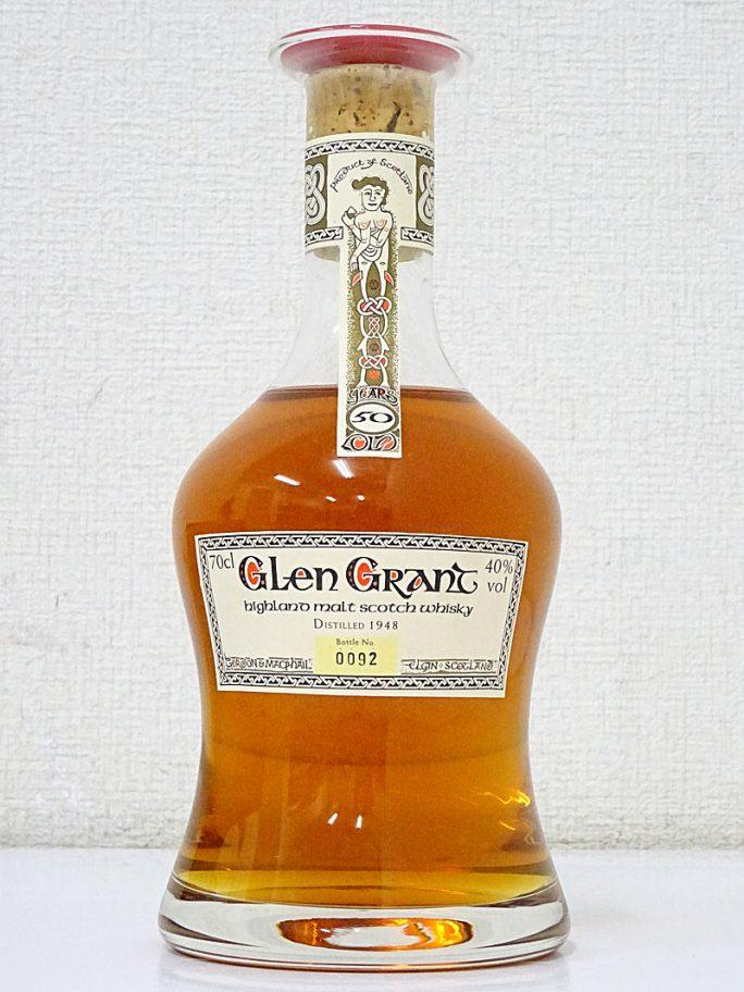 G&M GLEN GRANT グレングラント 50年 1948 40%