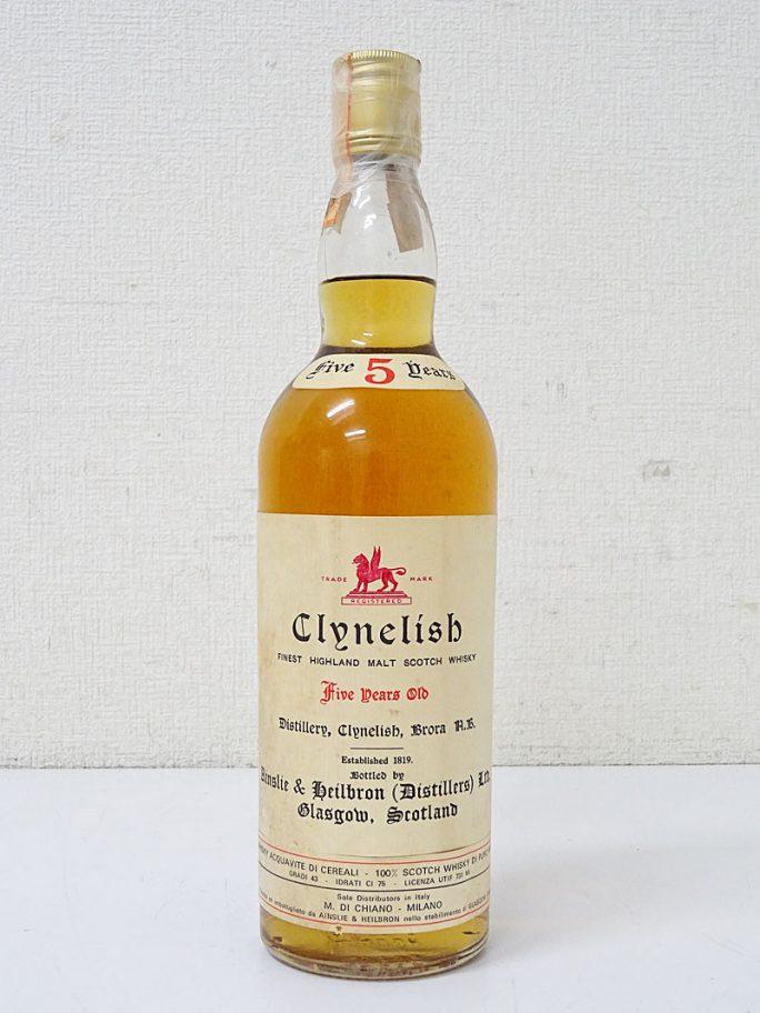 クライヌリッシュ 5年 CLYNELISH BRORA 43% 750ml