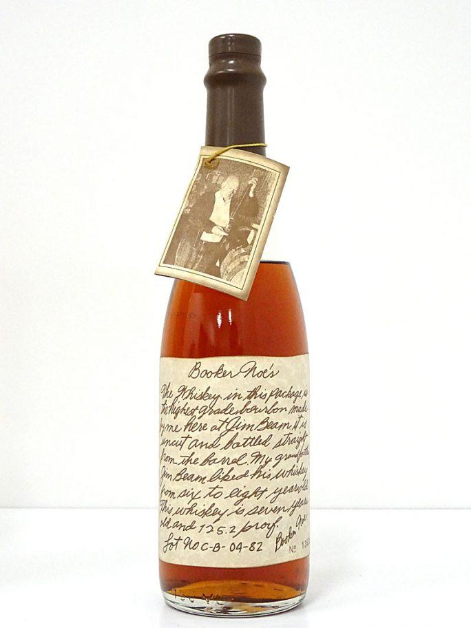 Booker Noe's ブッカー ノエ 62.6% 750ml 箱 バーボン ウイスキー