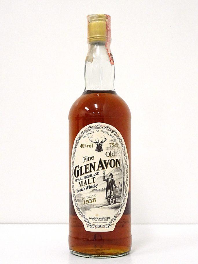G&M ゴードン&マクファイル グレンエイボン 1958 GREN AVON 40%
