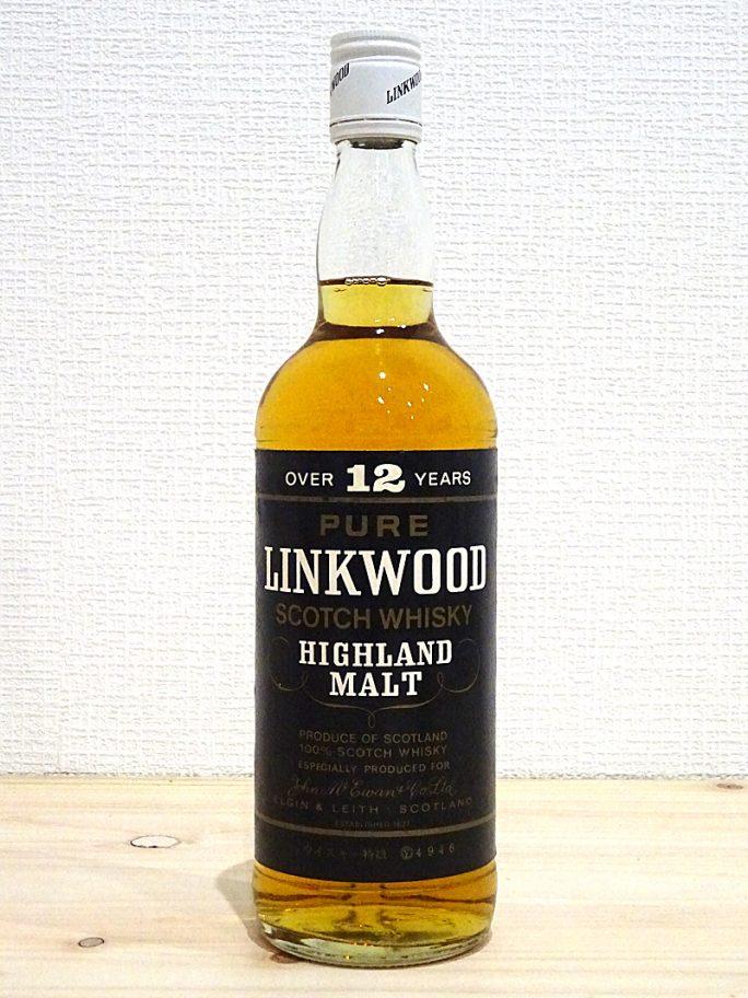 LINKWOOD リンクウッド 12年 特級表記 43% 700ml 巴工業輸入