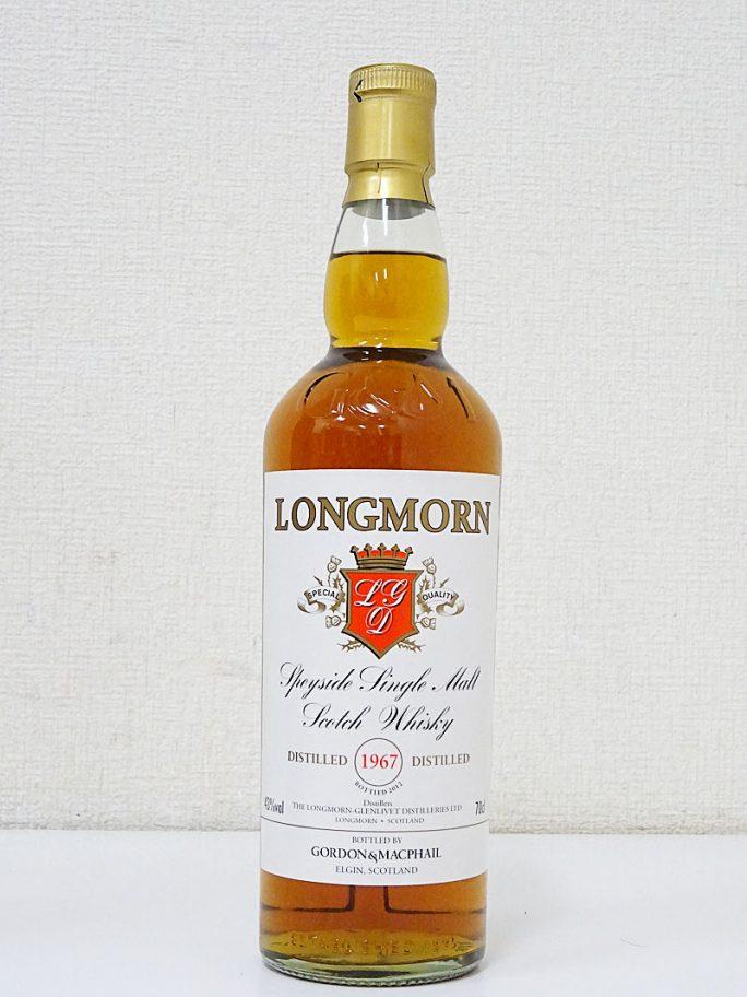 G&M LONGMORN ロングモーン 1967 43%