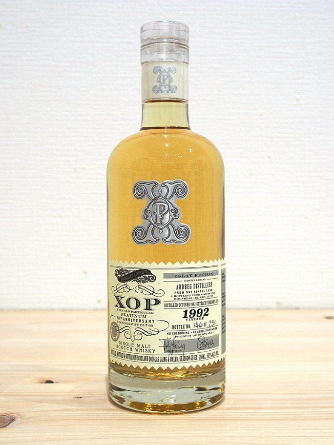 70周年記念 ARDBEG アードベッグ 1992 25年 XOP ダグラスレイン 50.5% 700ml