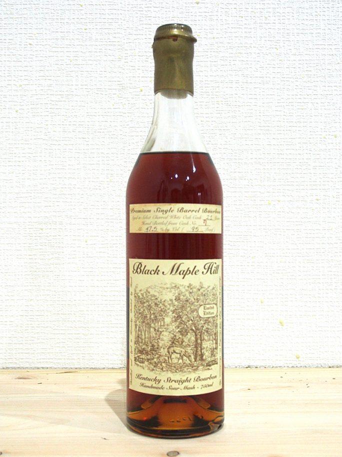 Black Maple Hillブラックメープルヒル 21年 Cask No.7 47.5% 750ml